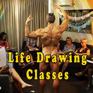hire a hens life drawing class